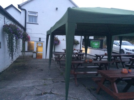 Bancyfelin, UK : Nice early evening meal meeting up with friends
