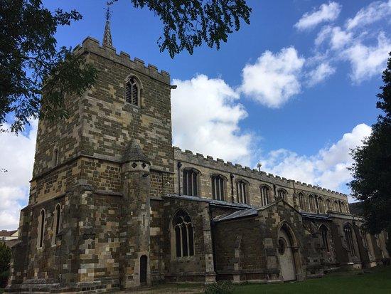 St Marys Church Horncastle
