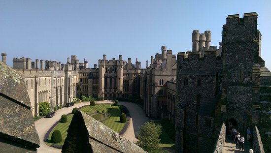 Arundel Castle Picture Of Arundel Castle And Gardens