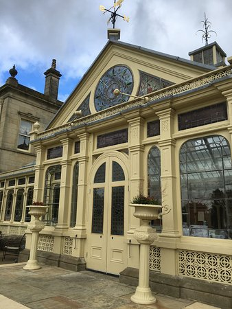 North Kilworth, UK: The Orangery