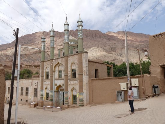 Turpan, Chine : Mosque