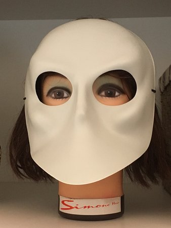 Sleep No More mask - Picture of Sleep No More, New York ...