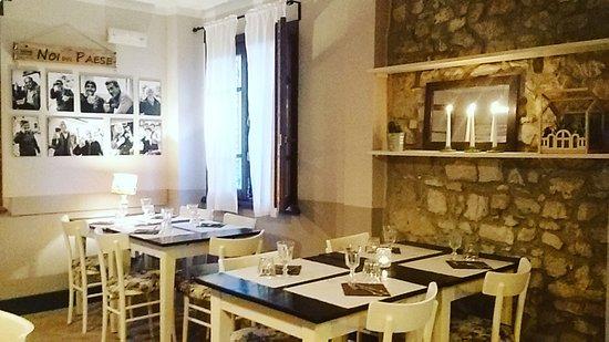 Borghi, Italy: Sangiovanni Osteria di Confine