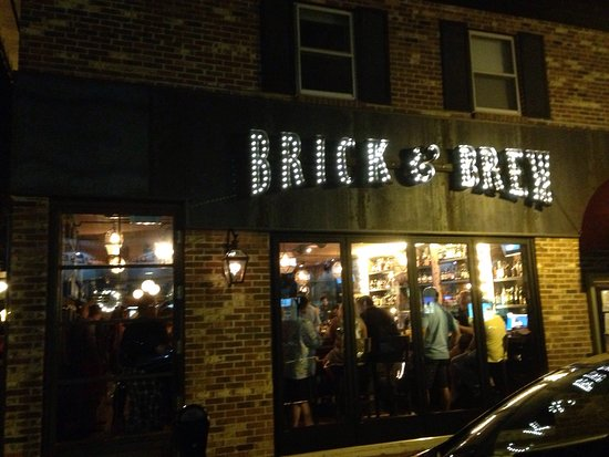 Media, PA: Brick and Brew