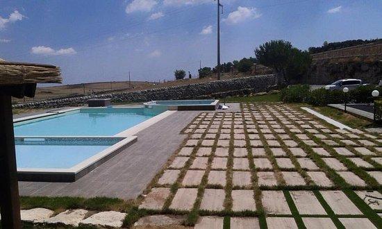 Antica Stazione : piscina