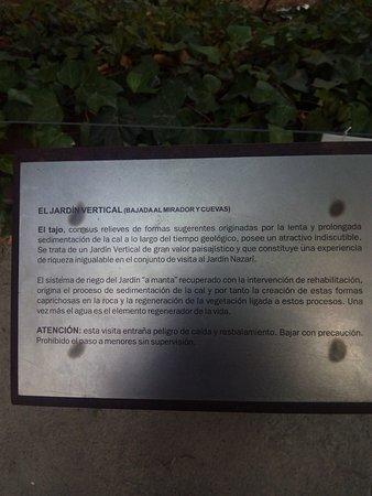 Velez de Benaudalla, สเปน: el jardin vertical