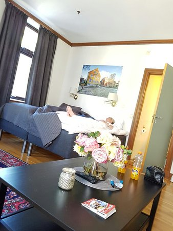 Hotel Fredrikstad: 20160712_151434_large.jpg
