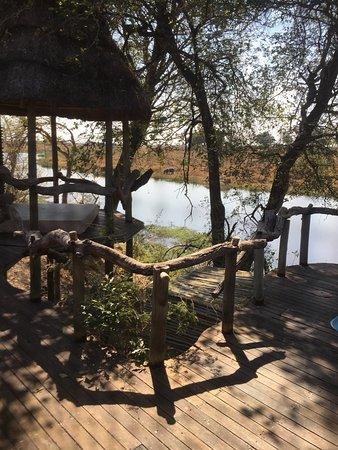 Linyanti Reserve, Μποτσουάνα: Wilderness Safaris Kings Pool Camp