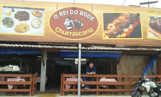 Photo of Restaurant O Rei Do Bode Na Brasa at Avenida Presidente Castelo Branco Sn, Parnamirim 59140-790, Brazil