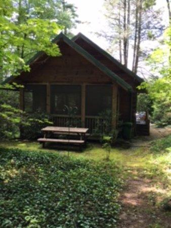 The Cabin at Key Falls Inn