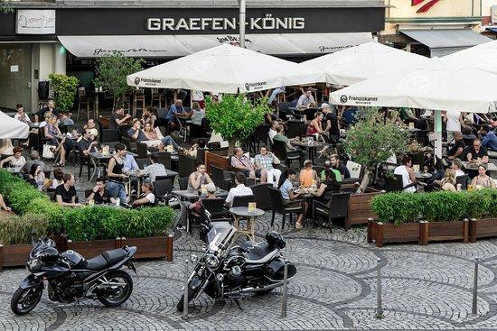 Graefen + Konig: Unsere gemütliche Terrasse