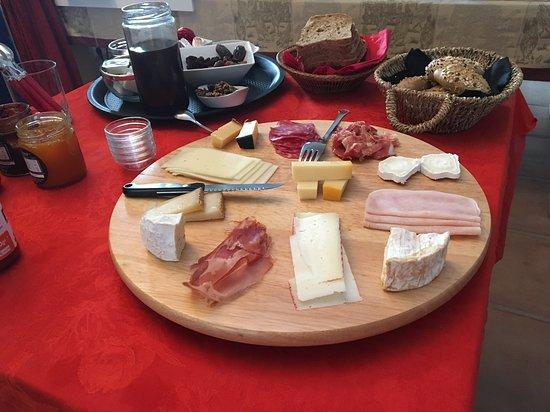 Alcaucín, España: Ontbijt-Breakfast -desayuno-frühstücky