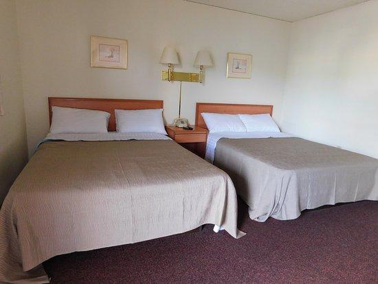 Σίλβερ Σίτι, Νέο Μεξικό: Suite Remodeled Dual Queen Beds