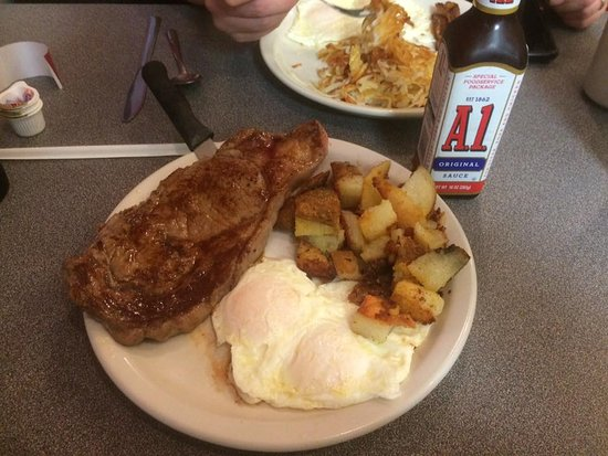 Stow, OH: + toast for $10.29