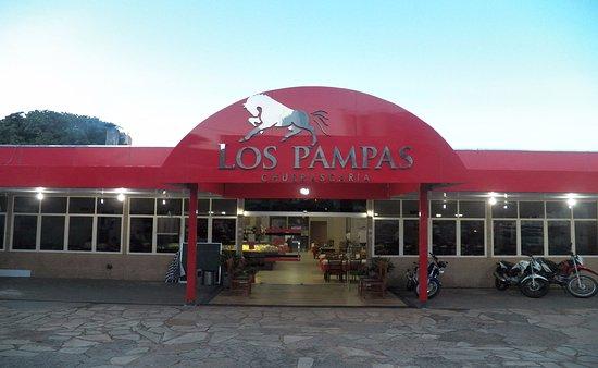 Itabuna, BA: Los pampas