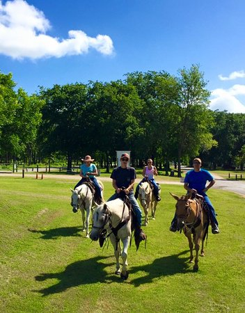 Bandera, TX : City Park Ride