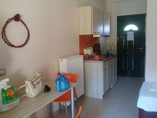 Danilia, Grecia: Kitchen