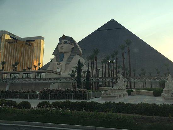 Leuk Voor Kort Bezoek Of Voor Voorstellingen Picture Of Luxor