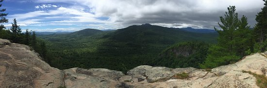 Eaton, NH: Boulder Loop Summit