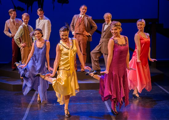 The Rogue Theatre : Tales of the Jazz Age, Summer 2016