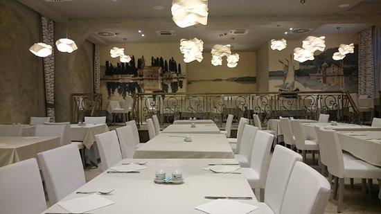 Palma Hotel: Зал ресторана