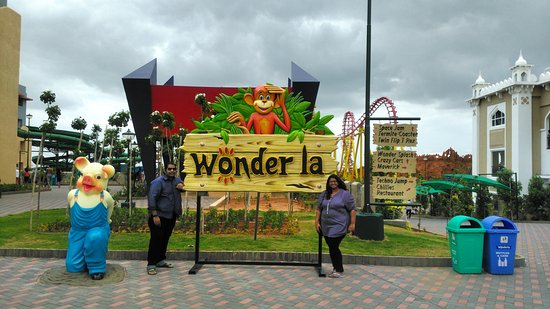 Me And My Friend At The Park Picture Of Wonderla