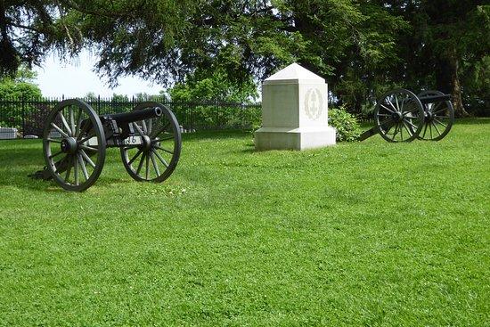 Gettysburg National Cemetery Foto