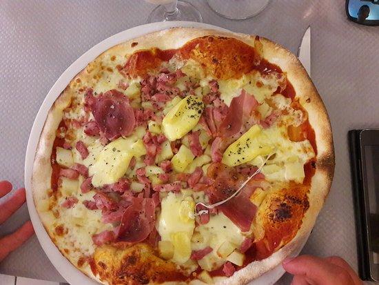 Le Florentin: Pizza