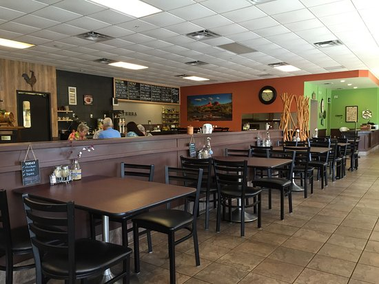 Zephyrhills, Φλόριντα: Terra Restaurant