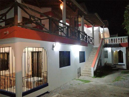 House Jardin Del Caribe: Vista