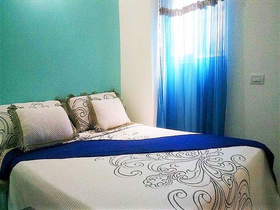 House Jardin Del Caribe: Camera da letto