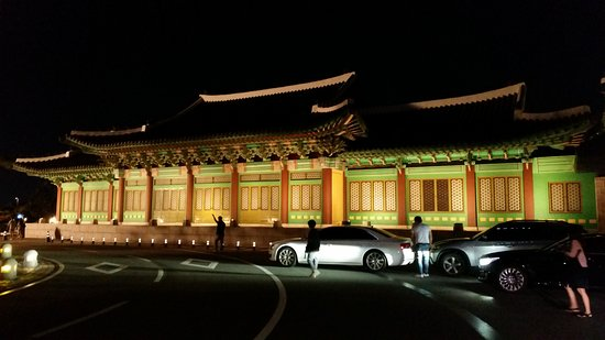 The Shilla Seoul: La wedding chapel dell'hotel