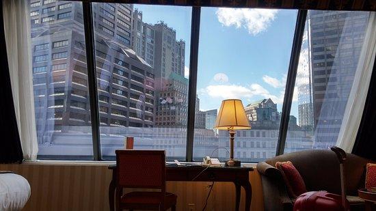 The Langham, Boston:  Executive Room