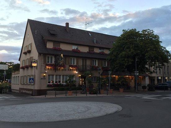 Neuenburg am Rhein, เยอรมนี: Vorderansicht