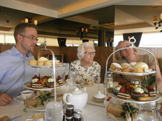 afternoon tea with delicious - The Botanical Kew Gardens Afternoon Tea Menu
