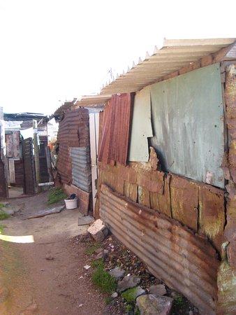 Hermanus, Republika Południowej Afryki: Zwelihle Township-Walk