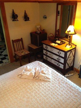 Willkommen Hof Bed and Breakfast: Room 9 newly improved
