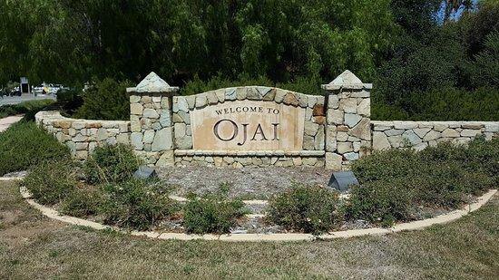 Ventura to Ojai Paved Bike Path
