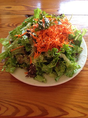 Canton, Κονέκτικατ: House salad