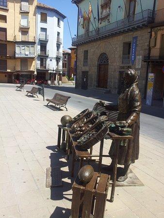 Calatayud : Plaza Espana