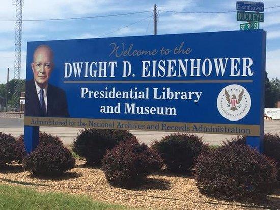 Abilene, KS: Library & Museum