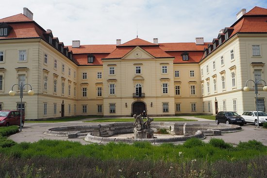 Zamek Napajedla