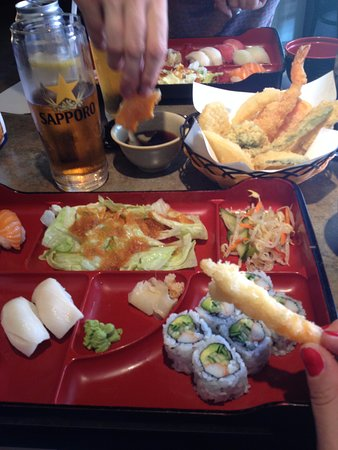 Sapporo ichibang sudbury menu prices restaurant for Asian cuisine sudbury ontario