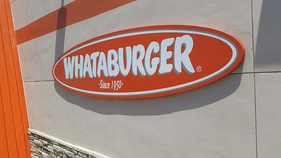 Fultondale, AL : Whataburger