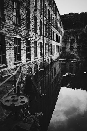 Leeds Industrial Museum at Armley Mills: Some snaps of the atmospheric Armley Mills!