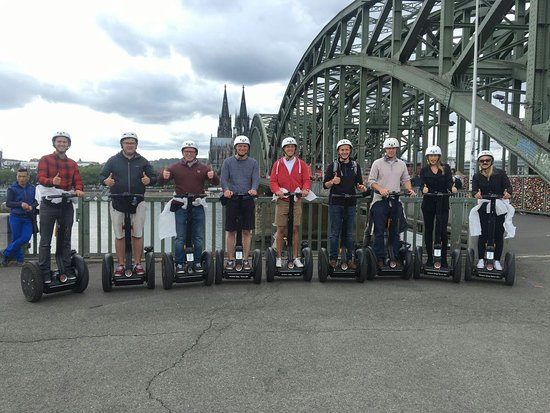 Segway Tour Köln
