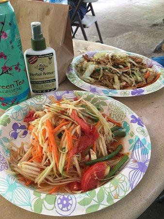 Roadside Open Cafe Best Thai Food Picture Of Jens Thai Food