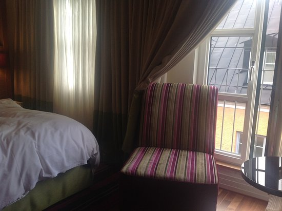 Renaissance Malmo Hotel: Room was very comfortable and inviting