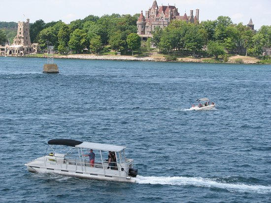 Bonnie Castle Resort: Boldt Castle
