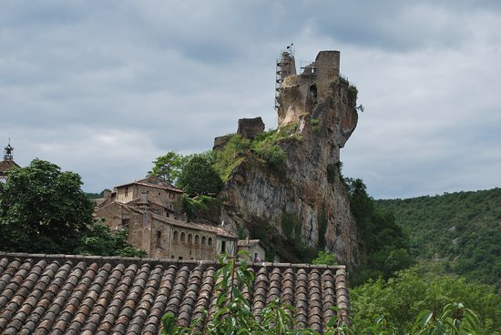 Varen, Francia: Penne castle